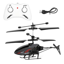 Drone-Helicopter Aircraft Small-Drone-Toys Mini Electronic 2-Channel Funny-Suspension