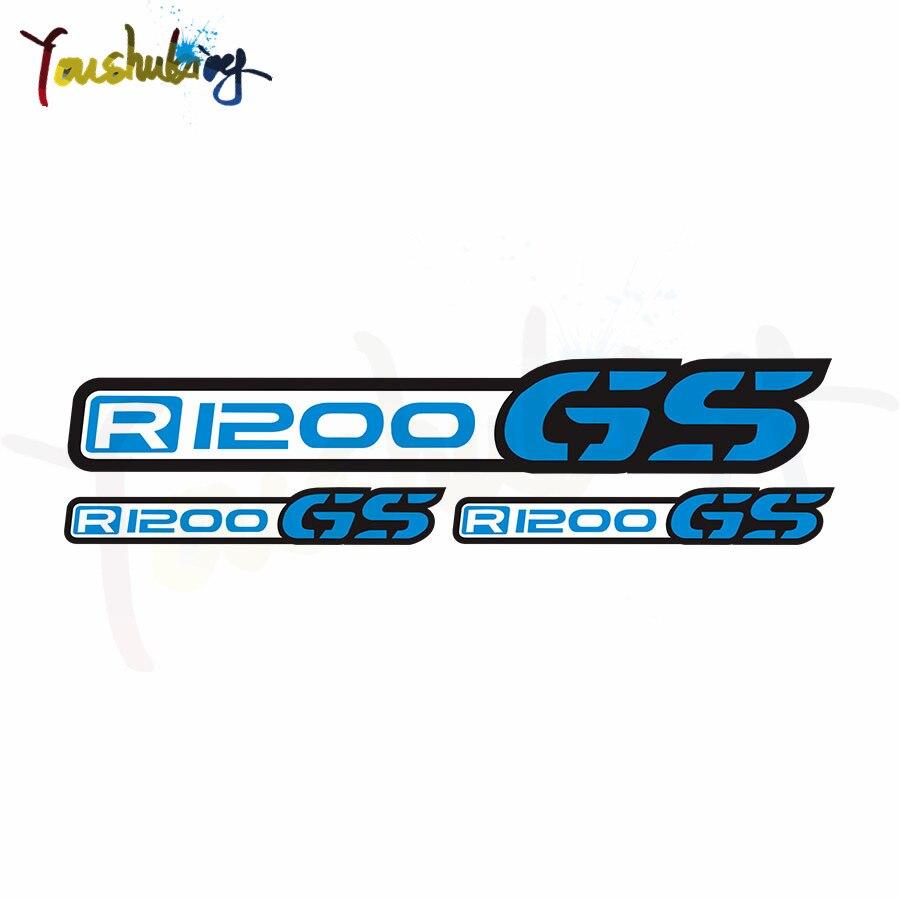 Tank pad Resin Sticker 3D BMW logo target r 1200 gs r adventure