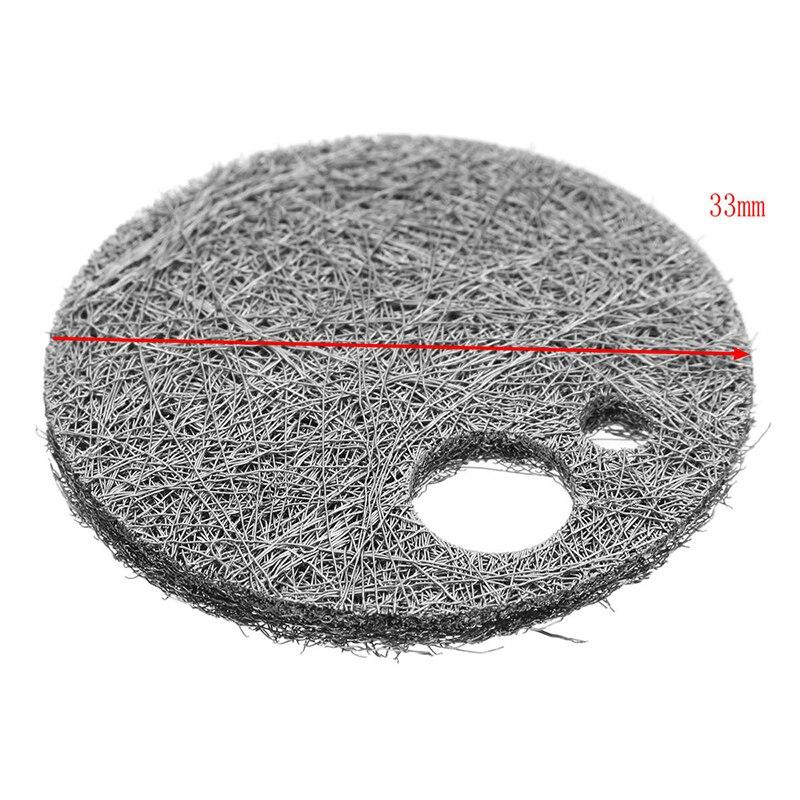 1pcs Malha 1302799B Queimador Substituição Acessórios Peças 33mm Buraco Para Webasto Ar Top 2000 Inoxidável