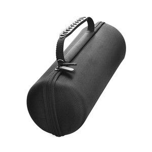 Image 5 - Gosear تخزين مقاوم للصدمات والغبار يحمل غطاء واقٍ مزخرف لهاتف آيفون مع حزام كتف لملحقات JBL Pulse 4 سمّاعات بلوتوث