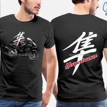 Sleeveless T-Shirt Gsx-R Hayabusa Gsx1300r Motorrad Fashion Suz Men Solid-Color New