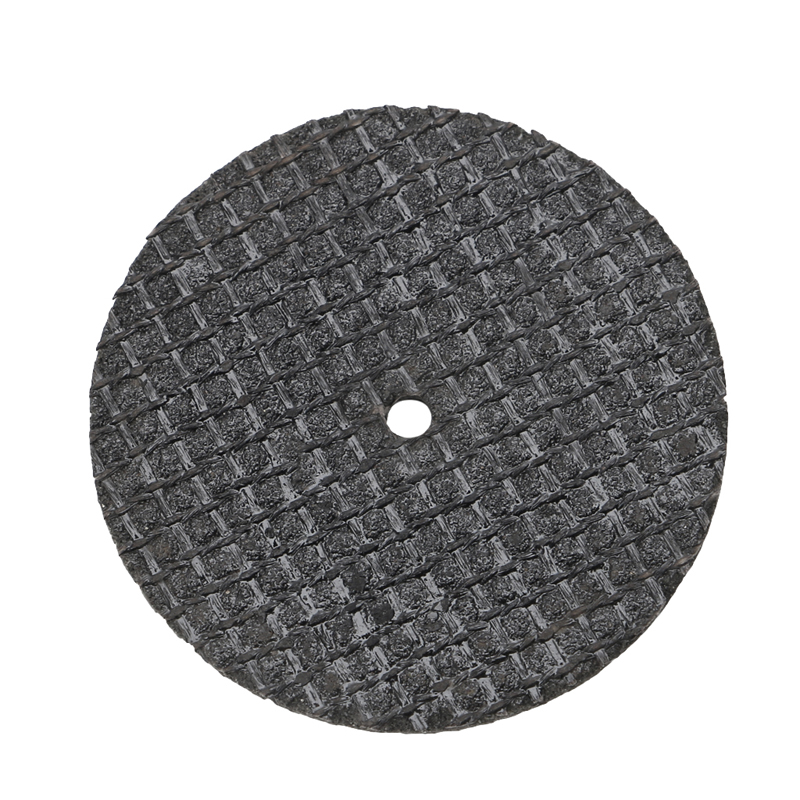 50Pcs Fiberglass Tool Abrasive Cutting Disc Cut Off Wheel With 4 Mandrels Rotary