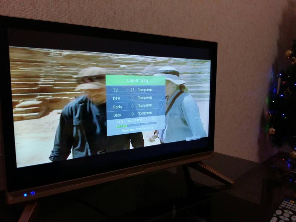 24'' Inch Retro Digital Tv Russia Led TV Multi Languages DVB-T2 Led Television TV