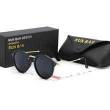 New 2019 Fashion Classic Vinatge 2447 Round Style rayeds Sunglasses