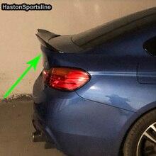 F36 Grand Coupe 4 Tür PSM Stil Carbon Faser Auto Auto Hinten Stamm Spoiler Flügel für BMW F36 2014  2017