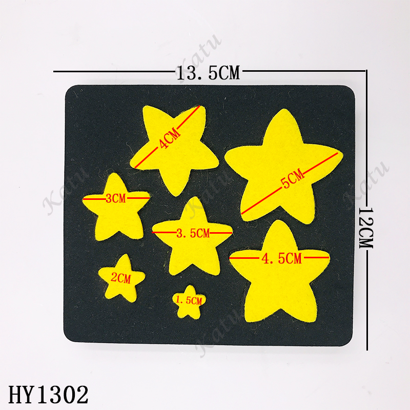 Stars Cutting Dies New Die Cut &wooden Dies Suitable  For Common Die Cutting  Machines On The Market