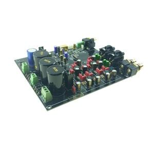 Image 4 - 2019 ES9028 ES9028PRO DAC מפענח התאסף לוח + TCXO 0.1PPM + אפשרות USB XMOS XU208 או Amanero עבור HIFI אודיו