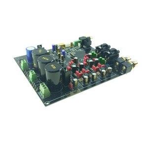Image 4 - 2019 ES9028 ES9028PRO dekoder DAC zmontowana płyta + TCXO 0.1PPM + opcja USB XMOS XU208 lub Amanero dla dźwięku HIFI