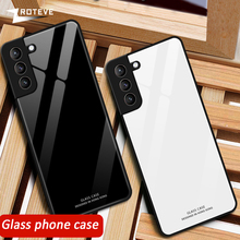 S21 Case Zroteve For Samsung Galaxy S21 Ultra S20 FE Cover Tempered Glass Coque For Samsung Note 20 10 Lite S10 Plus Phone Cases