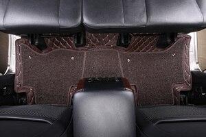 Image 3 - רצפת המכונית מחצלת עבור Lada טויוטה לנד קרוזר 100 200 Prado120 150 peuge קאמרי קורולה הנצח Kia BMW יונדאי פולקסווגן ניסן