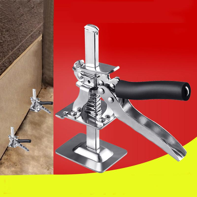 DishyKooker Stainless Steel Tile Height Regulator Precision Locator Wall Leveling Lifting Construction Tool