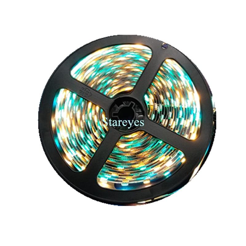 40 комплектов RGBW RGBWW SMD 5050 5 м неводостойкая Светодиодная лента фонарик RGB W лента+ 40 кнопочный пульт дистанционного управления+ 3A адаптер питания
