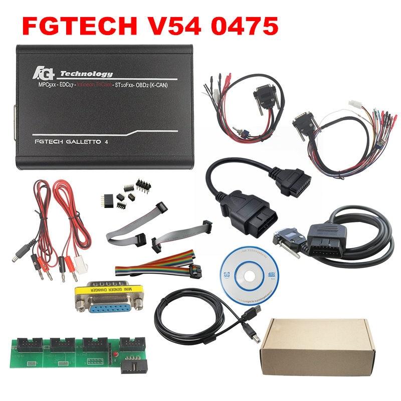Newest Master KESS V2.53 V5.017 K tag V7.020 with LED BDM Frame BDM100 FGTECH V54 0475 0386 K Tag ECU Chip Gifts - 4