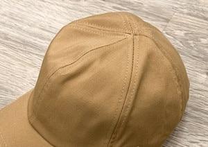 Image 2 - סתיו חורף רקום נשים של מצחית בייסבול גבירותיי מקרית נקבה Wild אופנתי כובע