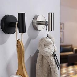 1 pçs aço inoxidável prata conjunto de ferragem do banheiro toalheiro suporte papel higiênico barra toalha gancho acessórios do banheiro