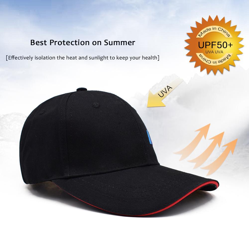 brand New black Fashion Cotton Car logo for bmw performance Baseball Cap hat wholesale Men and woman black& white