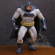 "DC Super Heroes Fat Batman Superman PVC Action Figure Collectible Model Toy 7"" 18cm"