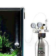 цена на Aquarium Carbon Dioxide Regulator For Co2 Generator Co2 Pressure Regulator Diy Co2 Regul With Aquarium Bubble Counter