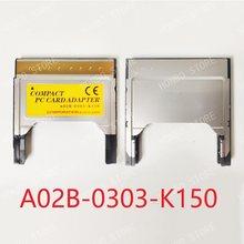 Soquete original novo do adaptador do cartão A02B-0236/0303-k150