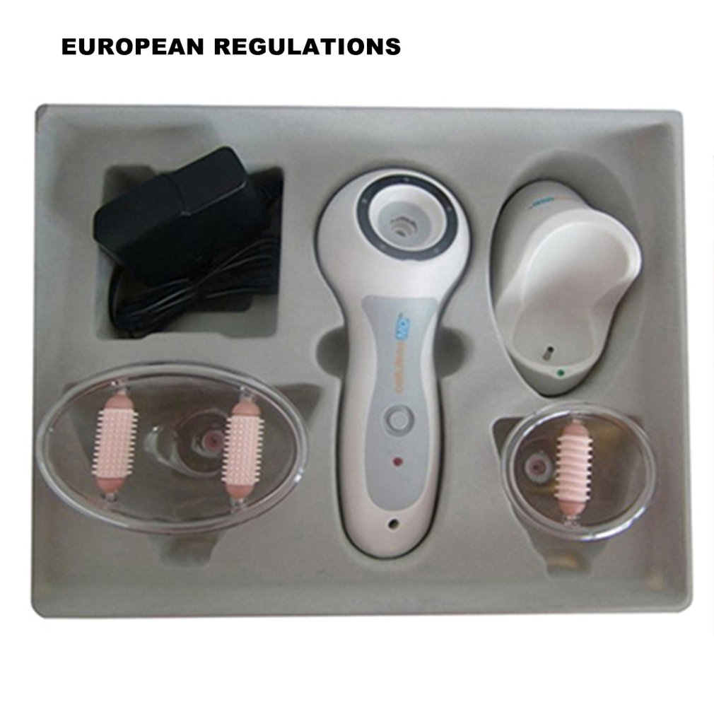 Practical Women Body Massager Health Beauty Full Body Breast Vacuum Cellulite Device Therapy Treatment Stimulator