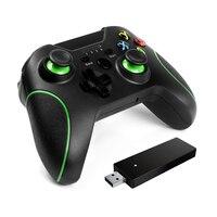 2,4G juego inalámbrico controlador Joystick Gamepad para Xbox One/PC Win7 sistema Win8 /Win10/Android Teléfono Móvil/PS3