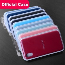 Official Original Silicone Case for iPhone