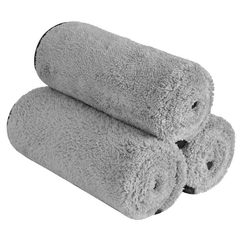 """6 Pcs Microfiber Cleaning Cloth Soft Car Towel Auto Drying Care 16/""""x24/"""""""