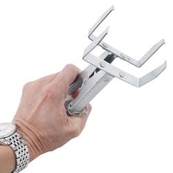 Коготь Многофункциональный управления Eliminator ножничный Тип мощный Гальванизированный моль ловушка легко настроить многоразовый ловить