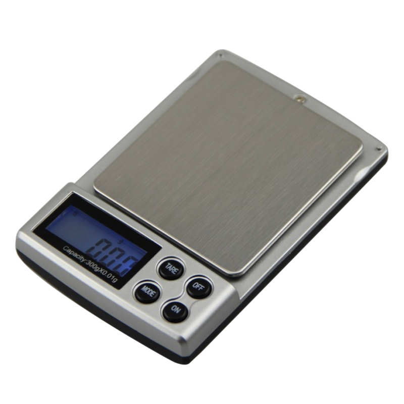 Mini Portable Jewelry Scale LCD Electronic Pocket Digital Sacle Gold Sliver Diamond Weighing Gram Weight Sacles 0.01g Precision