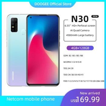 DOOGEE N30 Full Netcom 6.5