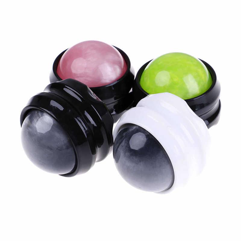สีสันลูกกลิ้งนวด Body ความเครียดผ่อนคลายกล้ามเนื้อนวดเท้าสะโพกกลับ Relaxer ลูกกลิ้งนวด