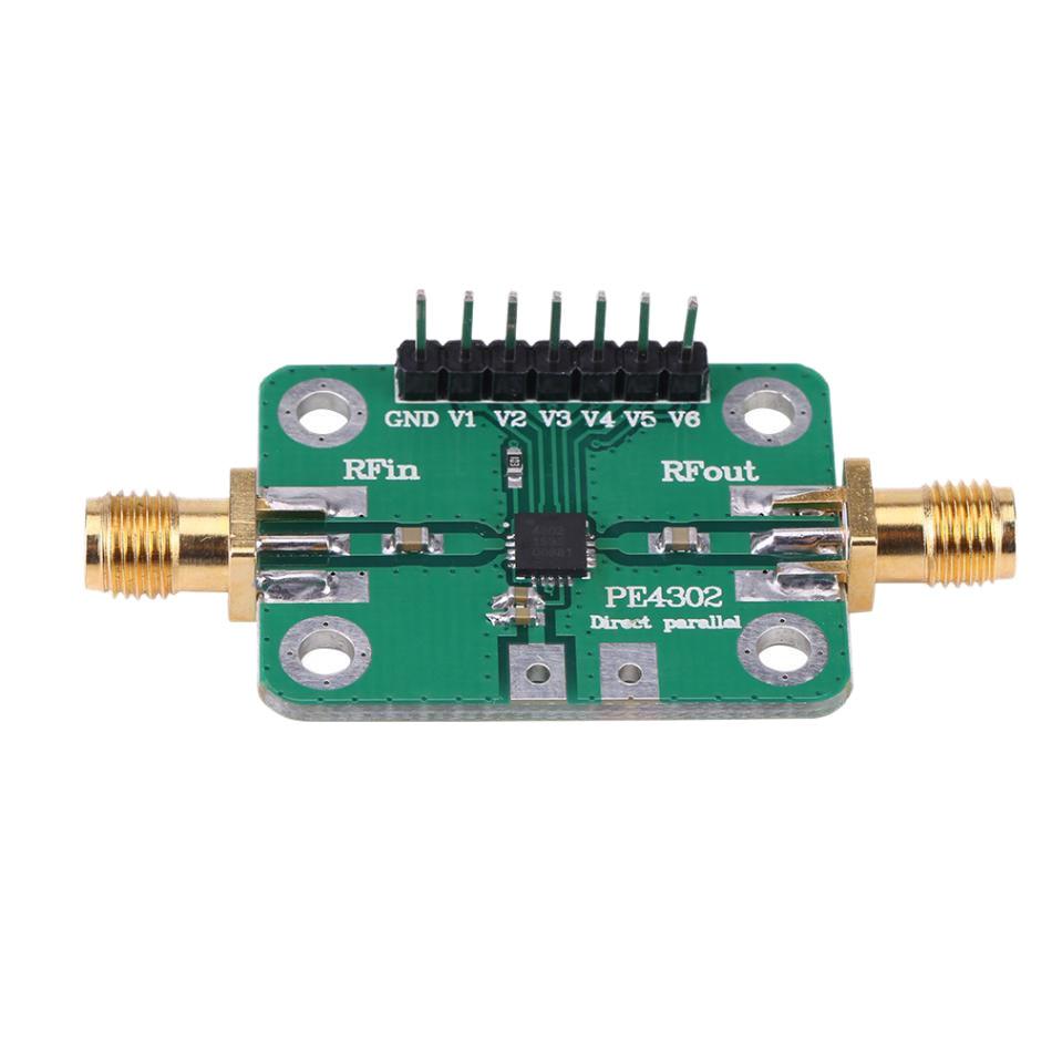 RF Abschwächer PE4302 Numerical Control Dämpfer Parallel Sofortige Modus 1 MHz 4 GHz NC Abschwächer-in Schale- & Gehäuse-Teile aus Verbraucherelektronik bei title=
