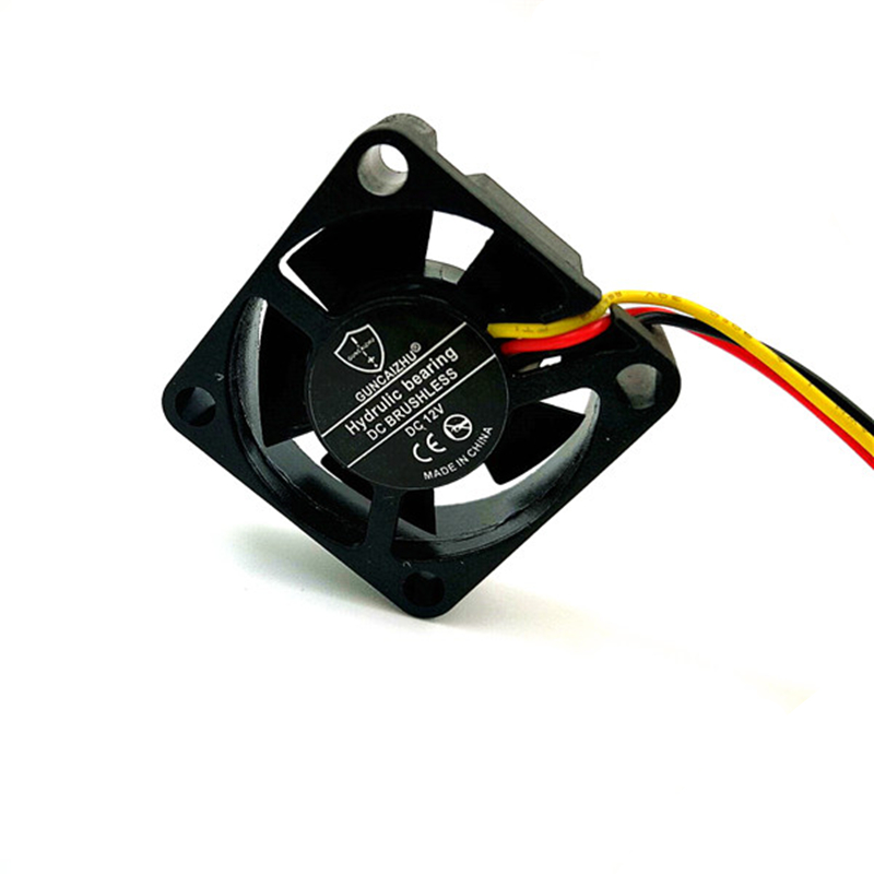 Новый вентилятор для 3D-принтера 3010 30 мм 30*30*10 мм 5 в 12 В 24 в А с 2 контактами 3 контакта 3 см вентилятор охлаждения графической карты