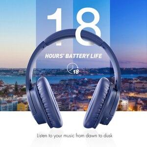 Image 3 - Mpow H7 słuchawki bezprzewodowe słuchawki stereo bluetooth przewodowy tryb bezprzewodowy z mikrofonem do tabletu dla Xiaomi Huawei iOS