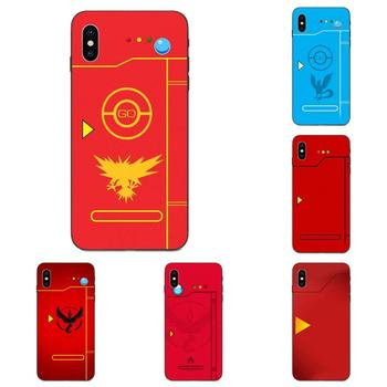 TPU Best Cases For Apple iPhone 11 X XS Max XR Pro Max 4 4S 5 5S SE 6 6S 7 8 Plus Pokedex Alt image
