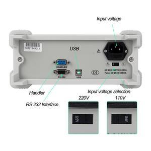 Image 2 - 高精度デスクトップデジタル lcr メータ容量抵抗インダクタンス測定 lcr ブリッジメートル高速配送