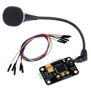 Image 3 - Control Durable Voice Recognition Module Universal Jumper Wire Black Speech With Microphone Tools High Sensitivity For A rduino