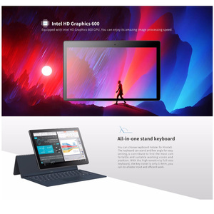 Image 3 - ALLDOCUBE KNote5pro 11.6 Inch windows10 Gemini Lake N4000 Dual Core Tablet PC 6GB RAM 128GB ROM WiFi 1920*1080