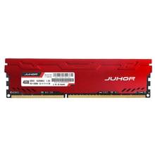 JUHOR memoria Ram DDR3 8GB 1600MHz 1333MHz 1866MHzDesktop ram bellek yeni dimm DDR3 RAMs için ısı emici ile