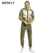 Menfly сетчатый костюм с защитой от пчелы для активного отдыха