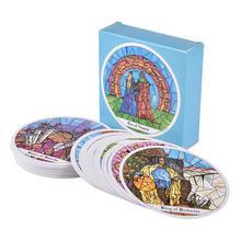 Monastery) 78 Tarot Of The Cloisters 93 year Out Of Print Tarot Card подходит для начинающих и любителей Таро
