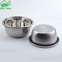 Multi Purposes Thicken Stainless Steel Prevent Splash Egg Beating Pan Mixing Bowl Kneading Basin Fermentation Pot Tools