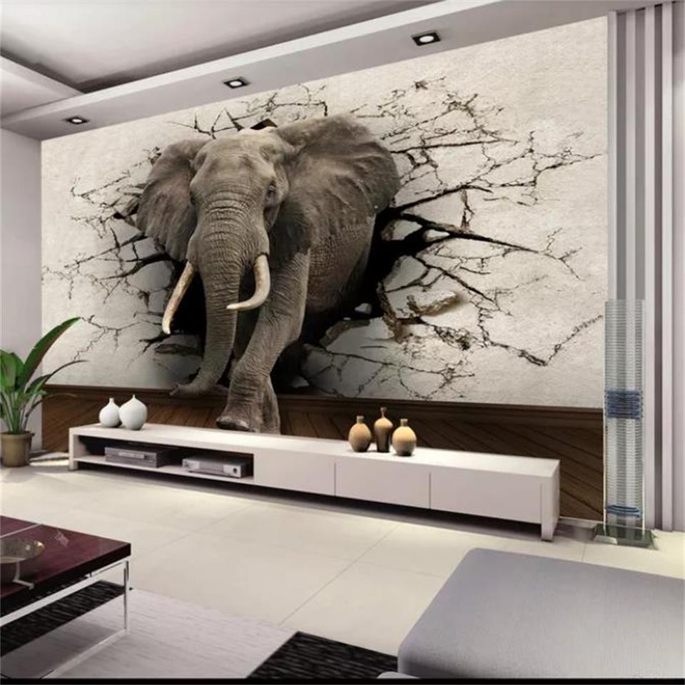Custom Size 3d Wallpaper Commonly Used 40 Style Photo Mural Picture Wall Papers Home Decor Murals Wallpaper Living Room Bed Room