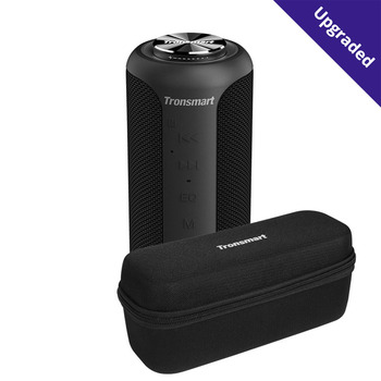 [Free shipping]Tronsmart T6 Plus Upgraded Edition Bluetooth 5.0 Portable Speaker with Up to 40W Power, IPX6, NFC 9