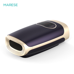Image 5 - MARESE Electric Hand Massage Device Heat Air Compression Palm Massager Beauty Finger Wrist Spa Relax Pain Relief Girlfriend Gift