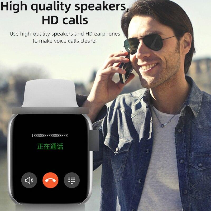 Купить смарт часы с bluetooth фитнес трекером и пульсометром