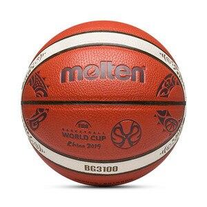 Image 1 - 2018 جديد وصول في الهواء الطلق داخلي حجم 7/6/5 بولي PU كرة سلة جلدية الكرة التدريب سلة الكرة شبكة كرة سلة الكرة إبرة كرة السلة