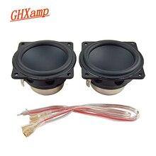 GHXAMP 2 Zoll Lautsprecher 4OHM Volle Bereich Einheiten Woofer Tragbare Bluetooth Lautsprecher Wasserdicht Diy Home Theatre Neodym 10W 20W 2PCS
