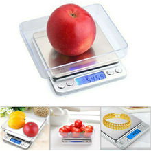 HOT 500/0.01g Household LCD Portable Mini Electronic Digital Scales Pocket Case Postal Kitchen Jewelry Weight Balance Scale 1000g x 0 1g metal kitchen scales mini electronic digital scales pocket case jewelry balance weight scale libra silver