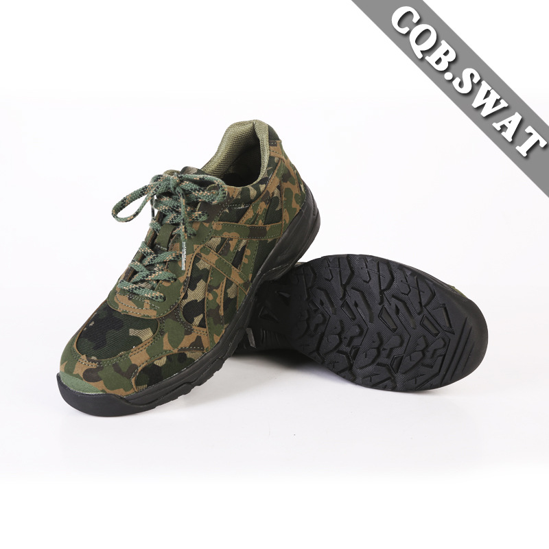 Cqb. SWAT Camouflage Running Shoes 3.0 Casual Running Shoes Forces Running Shoes Ultra-Light Running Shoes Outdoor Running Shoes